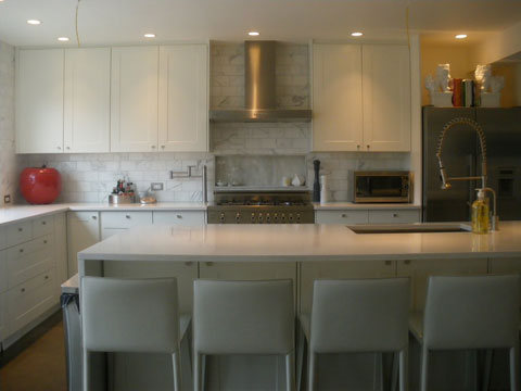 Tủ bếp đẹp, căn bếp hoàn hảo