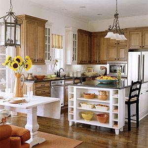 không gian bếp tuyệt đẹp