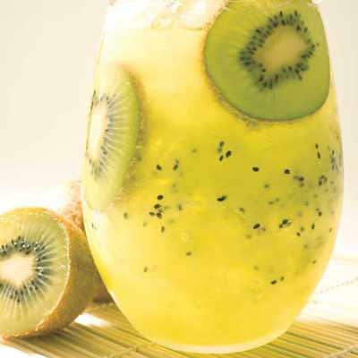 Kiwi có lớp lông rất giàu chất chống ỗy hoá và các chất chống ung thư, ...
