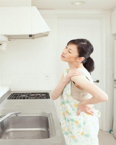 Nhiều người quan niệm, phụ nữ được chồng nuôi, chỉ ở nhà làm công việc nội trợ là sướng