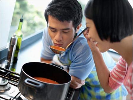 Công thức nấu ăn có lợi cho sức khoẻ gia đình