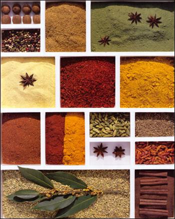 Gia vị cung cấp nhiều vi chất dinh dưỡng và các khoáng chất