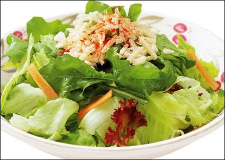 Rau trộng được đánh giá là một trong những món ăn lành mạnh và mang