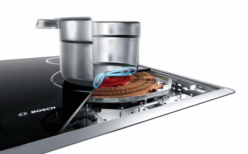 công nghệ từ bếp từ Bosch PID675DC1E