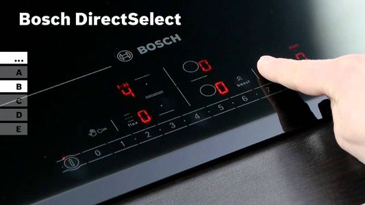 direct select bếp từ Bosch PID675DC1E