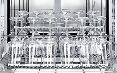 glass rack máy rửa bát Bosch SMS46MI05E