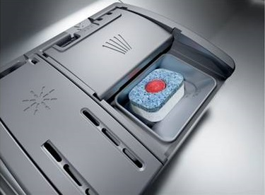 hộp đựng chất tẩy máy rửa bát Bosch SMS46MI05E
