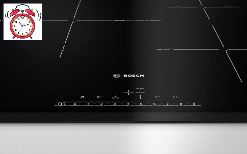 Hẹn giờ bếp từ Bosch PUJ631BB2E