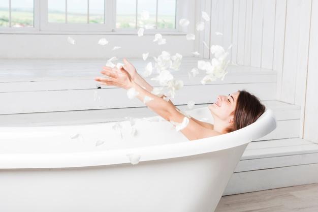 Bồn tắm giúp nâng cao chất lượng cuộc sống