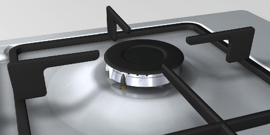 bếp gas Bosch PBH6B5B60 bốn vùng nấu