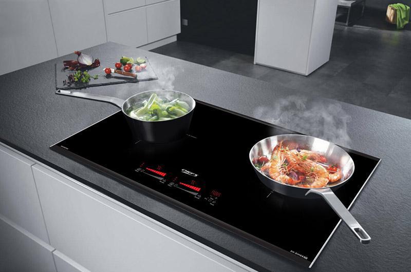 Bếp từ nhập khẩu nấu ăn nhanh