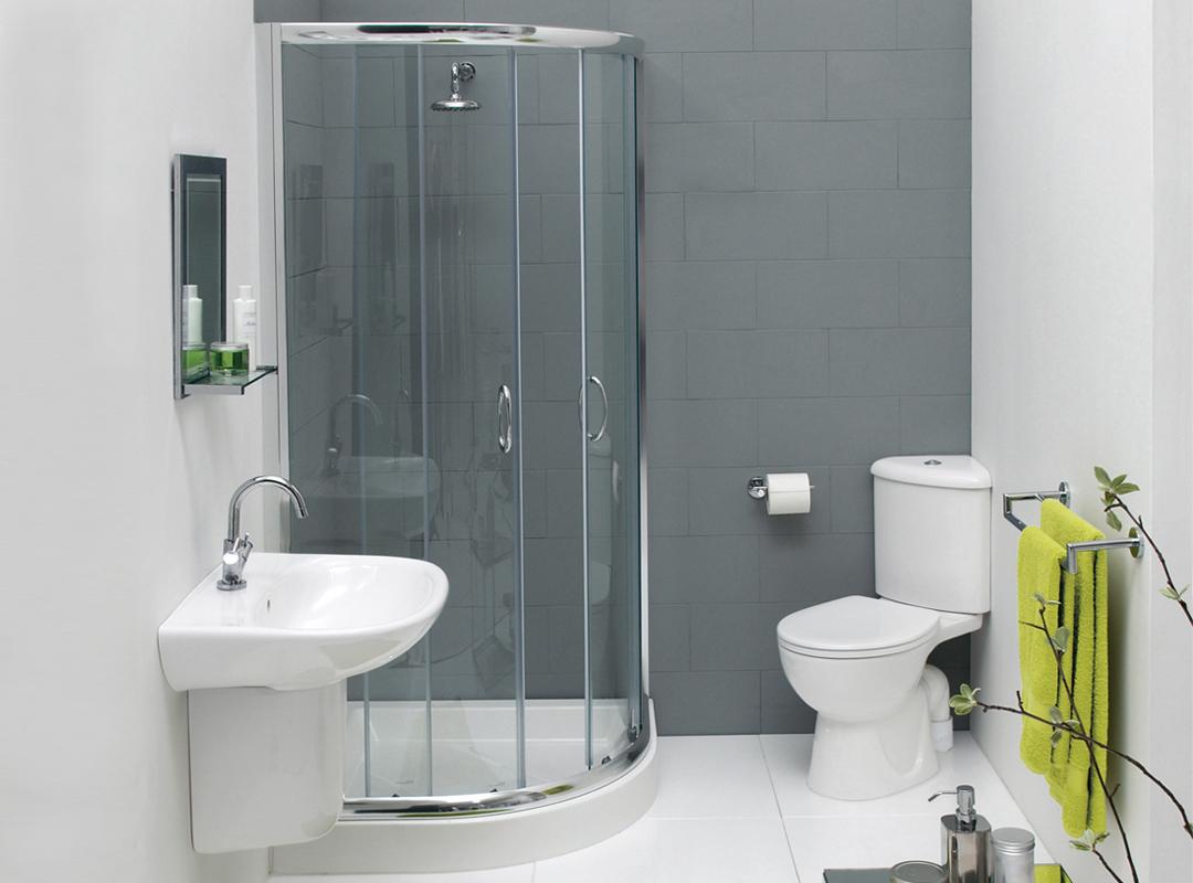 Bồn tắm đứng nhỏ gọn tiện lợi