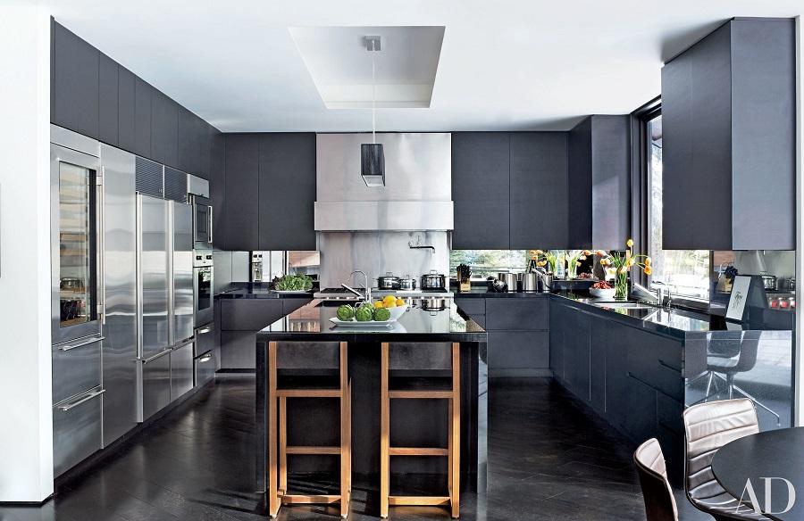 Căn bếp hiện đại đầy đủ trang thiết bị