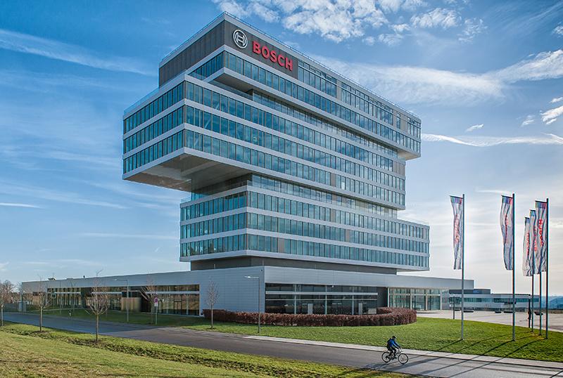 hình ảnh công ty Bosch