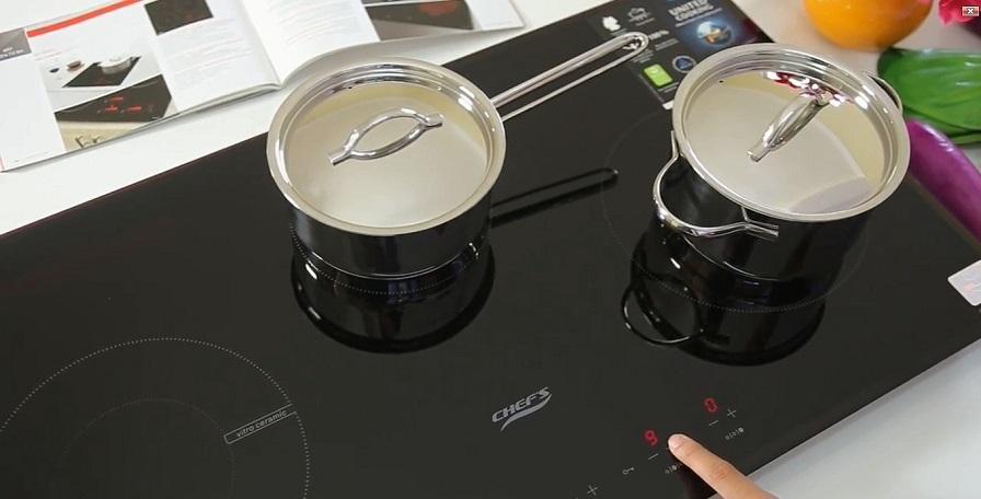 hình ảnh bếp từ Chefs