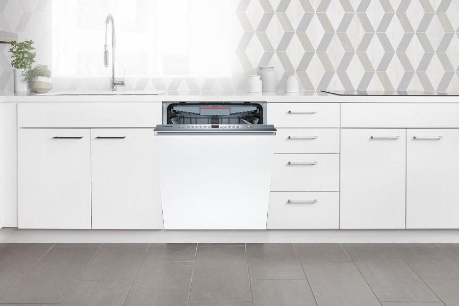 Tính năng máy rửa bát Bosch SMV46KX00E qua đánh giá thực tế